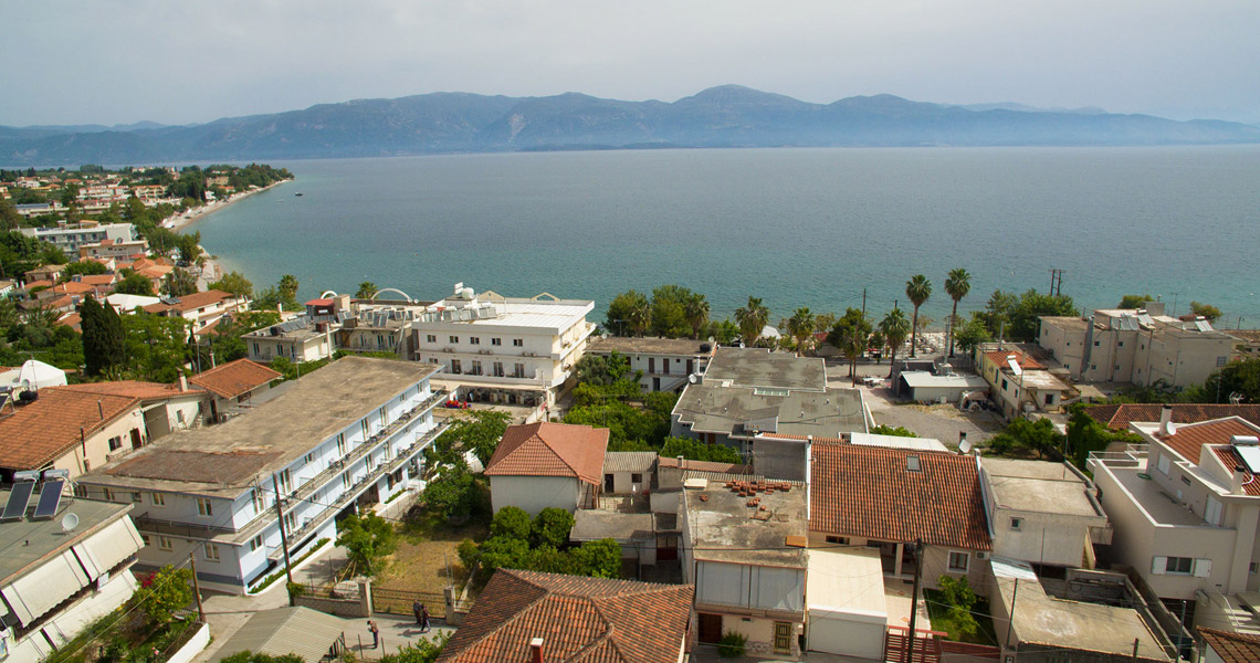 Apartments Selianitika, Aigio